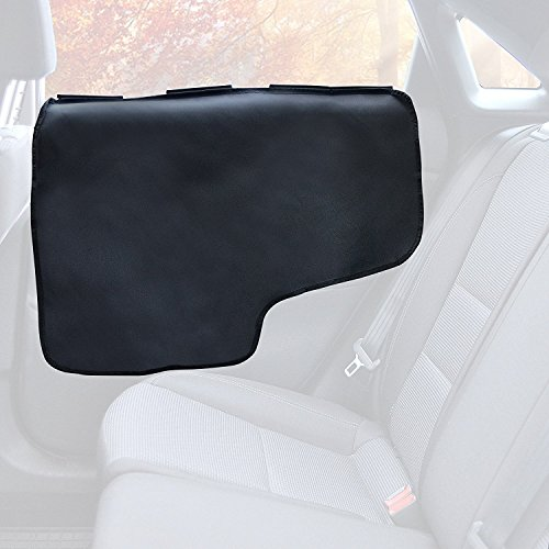 ASOCEA Premium Waterproof Car Door Protector Cover,Protect Car Interior & Doors from Pet Scratches, Hair and Dirt for Cars/Trucks / SUV's(2 Set) by ASOCEA