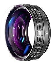 Wide Angle Lens for Sony ZV1 ULANZI WL-1 ZV1 18mm Wide Angle/ 10X Macro 2-in-1 Additional Lens for Sony ZV1/RX100 VII Camera
