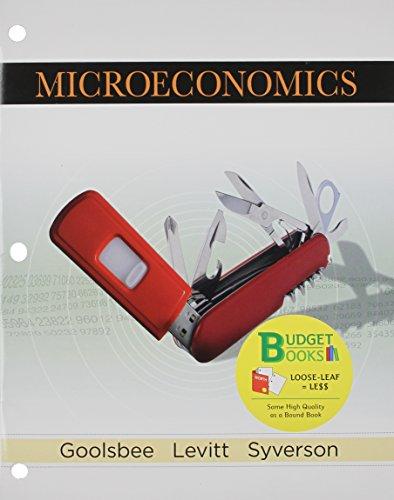 Microeconomics Textbooks SlugBooks