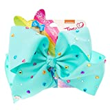 Claire's Girl's JoJo Siwa Large Magnificent Mint Signature Hair Bow