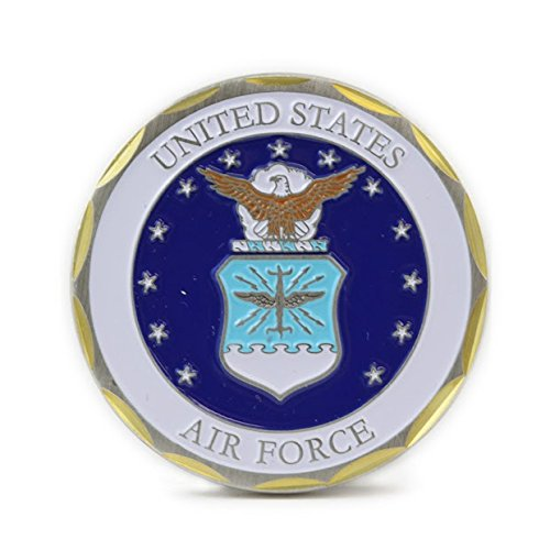 - Air Force Emblem and Logo Coin Military Gifts Collectible Coins