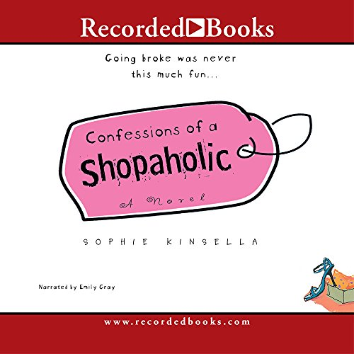 Confessions of a Shopaholic, A Novel -  Sophie Kinsella, Audio CD