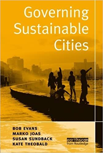 Book Governing Sustainable Cities by Evans, Bob, Joas, Marko, Sundback, Susan, Theobald, Kate (2004)