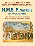 img - for H.M.S. Pinafore in Full Score (Dover Music Scores) by W. S. Gilbert (2002-07-17) book / textbook / text book