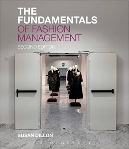 The Fundamentals Of Fashion Management Dillon Susan 9781474271219 Amazon Com Books