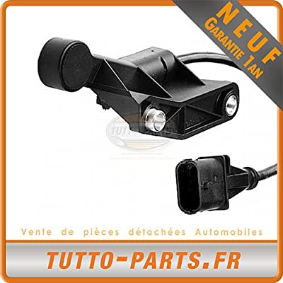 SWAG Camshaft Position Sensor Fits OPEL Astra Corsa SAAB 9-3 VAUXHALL 1238425
