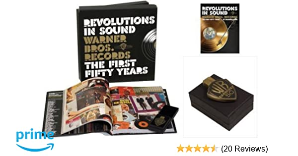 Revolutions In Sound: Warner Bros  Records - The First Fifty Years USB  Drive w/ Book