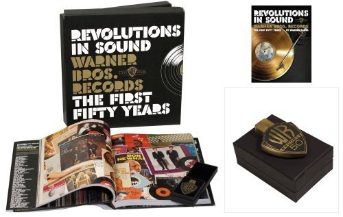 Revolutions In Sound: Warner Bros. Records - The First Fifty Years (Deluxe Edition) (USB Drive w/ Book) by Warner Bros