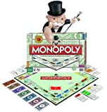 Hasbro-Monopoly - French Version Francais