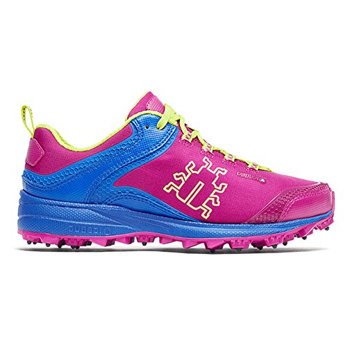 Icebug Aurora BUGrip Shoe – Women's Magenta / Cobalt 7.5 For Sale