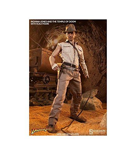 - Sideshow Indiana Jones - Temple of Doom 1/6 Scale 12