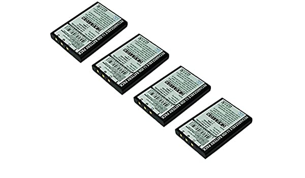 Akkus Li-ion Battery For Panasonic Bx-b3030 New Premium Quality