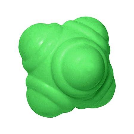 pelota de reacción hexagonal - para velocidad/agilidad ...