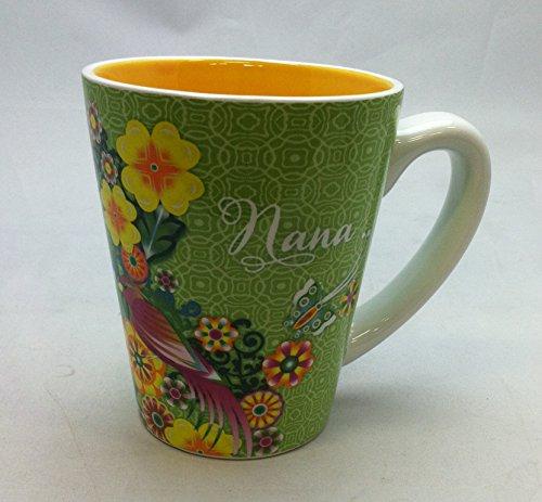 Hallmark Maw1700 - Catalina Estrada Collection Nana Mug - Catalina Coffee Mug
