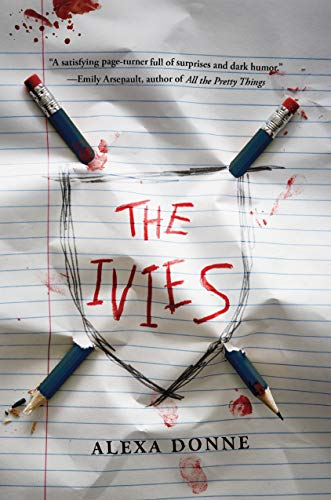 Book Cover: The Ivies