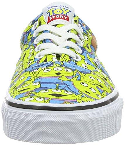79aeac9fb4 Vans Womens Era Toy Story Fashion Aliens Skateboarding Shoes - Buy ...