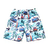 George Jimmy Kids Casual Board Shorts Quick-drying Pants Beach Shorts Travel-05