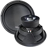 American Bass XR-15D2 15 3,000 Watts Max Power Dual 2 Ohm Car Subwoofer