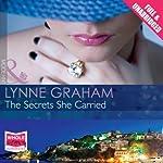 The Secrets She Carried | Lynne Graham