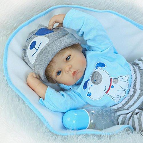Silicone Reborn Baby Boy Dolls: Amazon.co.uk
