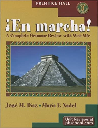 ^TOP^ En Marcha ! A Complete Grammar Review With Web Site (English And Spanish Edition). speaker incluye conocer Email process