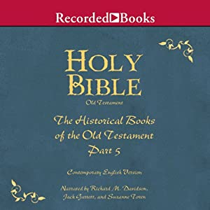 Holy Bible, Volume 5 Audiobook