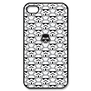Personalized Snap-on TPU Rubber Coated Case Compatible with iPhone 5 / 5S Cases [FOB Fall Out Boy]