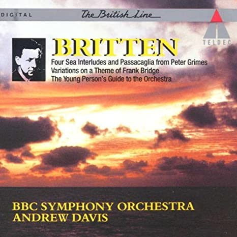 Guia De Orquesta Para Jovenes: B. Britten: Amazon.es: Música