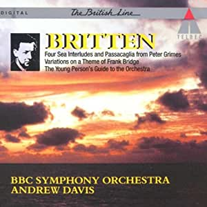 Britten: Young Person's Guide to the Orchestra - AllMusic
