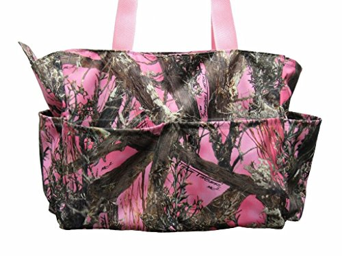Diaper Bag: Mc2 Pink with Pink Straps