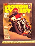 1984 84 June MOTORCYCLIST Magazine (Features: Yamaha FJ1100, Honda VF500 F Interceptor Meets Yamaha FJ600, & Lasting Impression: BMW R100 S)