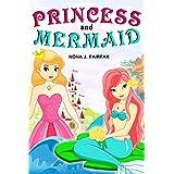 Books for Kids : Princess and Mermaid Book 1- Children's Books, Kids Books, Bedtime Stories For Kids, Kids Fantasy Book, Mermaid Adventure