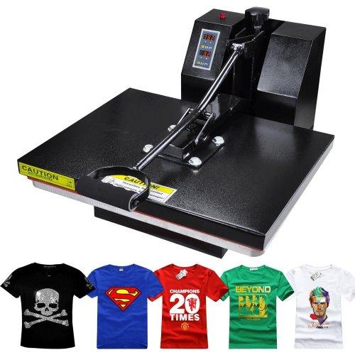 NEW 16 X 20 T Shirt Heat Press Screen Printing Machine Digital Sublimination