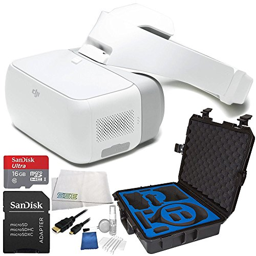 DJI Goggles FPV Headset With Waterproof Hard Case for DJI Goggles/Mavic by SSE