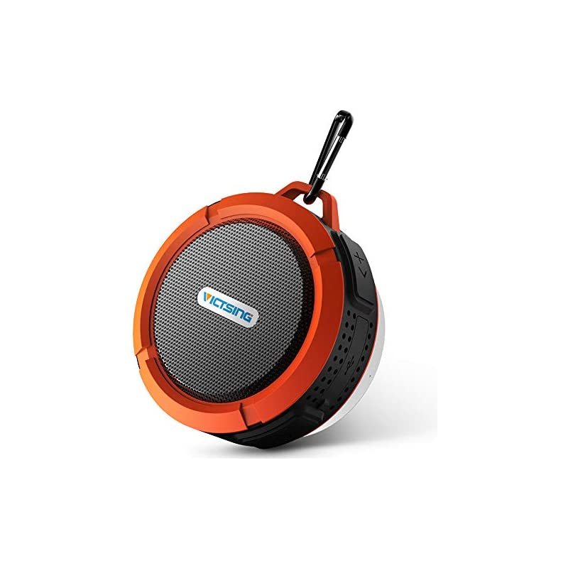 VicTsing Shower Speaker, Wireless Waterp