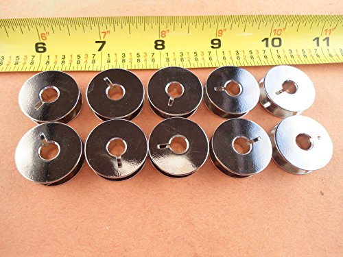 10pk Metal Bobbins 330.026.030 - Bernina (Bernina 850 compare prices)