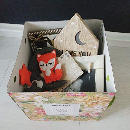 Amazon Personalised Gift Box For Baby And Mom Christmas