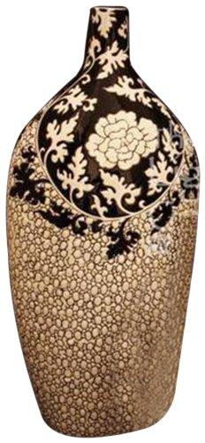 The Light Garden V5108 Harmony Vase, 18-Inch (Glass Ornate Vase)