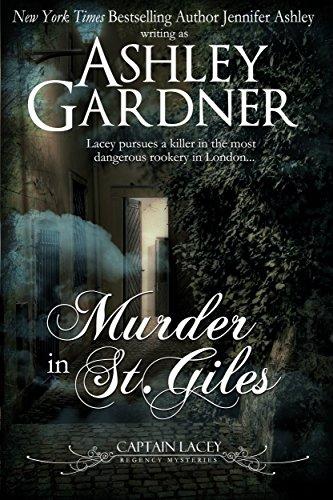 Murder in St. Giles: A Regency Mystery (Captain Lacey Regency Mysteries Book ()