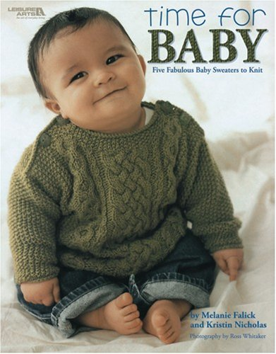 Time for Baby  (Leisure Arts #4116)