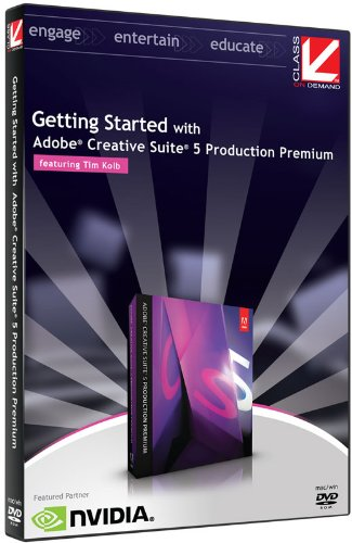 class-on-demand-getting-started-with-adobe-cs5-production-premium-educational-training-tutorial-dvd-