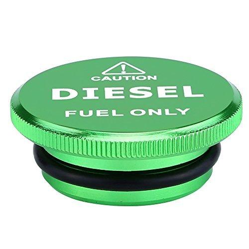 Magnetic Dodge Ram Diesel Billet Aluminum Fuel Cap for Dodge 2013-2017 with Cummins 3.0L V6 Engines ()