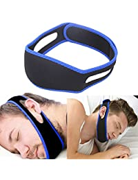 Anti Snore Chin Strap Stop Snoring Snore Belt Sleep Apnea Chin Support Straps