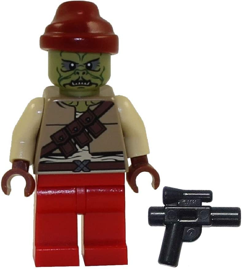 Lego Star Wars Kithaba Minifigure 9496