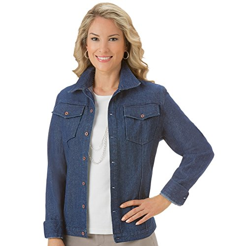 Womens Classic Jacket Machine Washable
