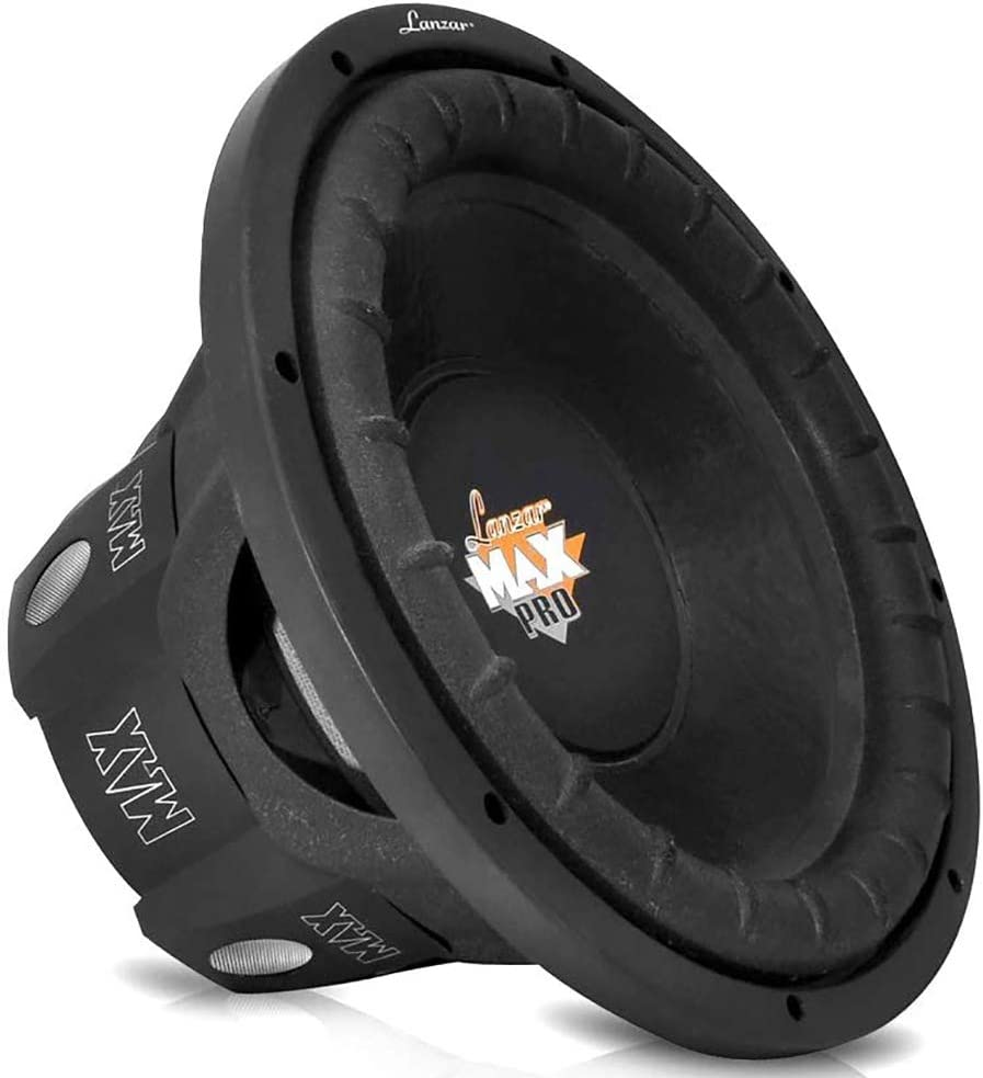 LANZAR MAXP64 MAX PRO Small Enclosure 4_ SUBWOOFER (6.5