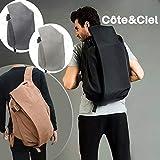 Cote&Ciel コートエシエル Isar Rucksack リュックサック バッグ(並行輸入品)M サイズ L サイズ