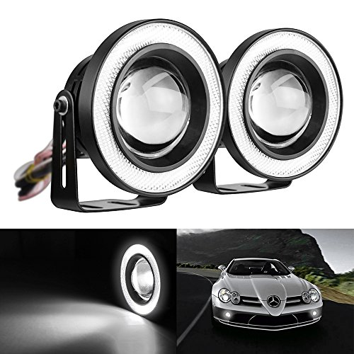 Lamps Projector Fog - Mictuning 2pcs High Power 3.5