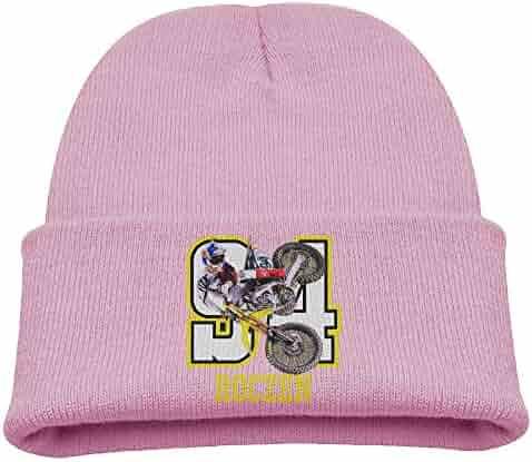 7061b762e71 Ken Roczen Motorcycle Racer Warm Winter Hat Knit Beanie Skull Cap Cuff  Beanie Hat Winter Hats