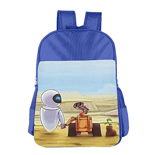 Wall-E Teenager Shoulder Bag RoyalBlue